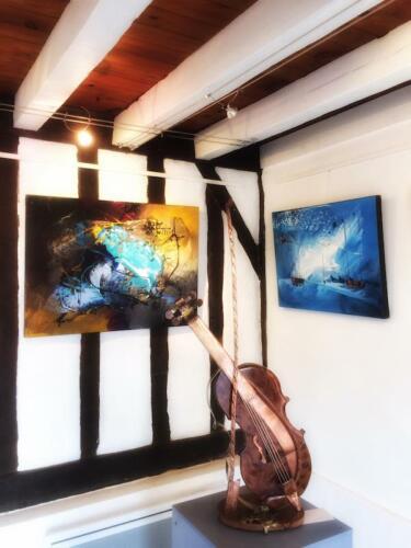 Galerie Reg Arts en Marensin 12